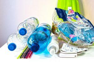 Plastic wastes